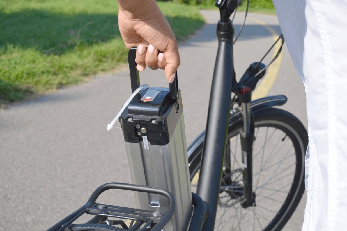 Bescherm uw fietsaccu tegen de hitte!