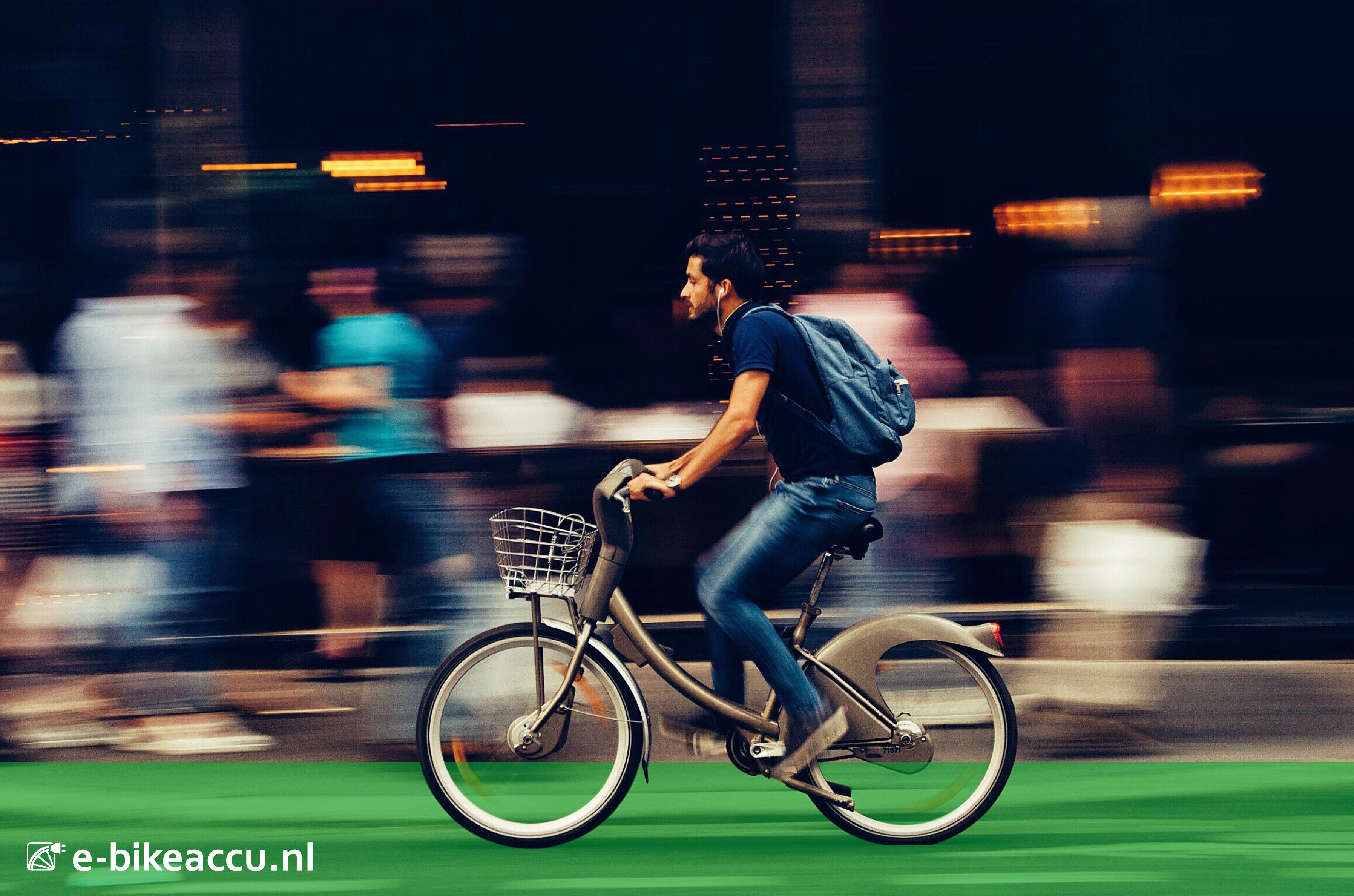 Maak de juiste keuze voor uw elektrische fiets