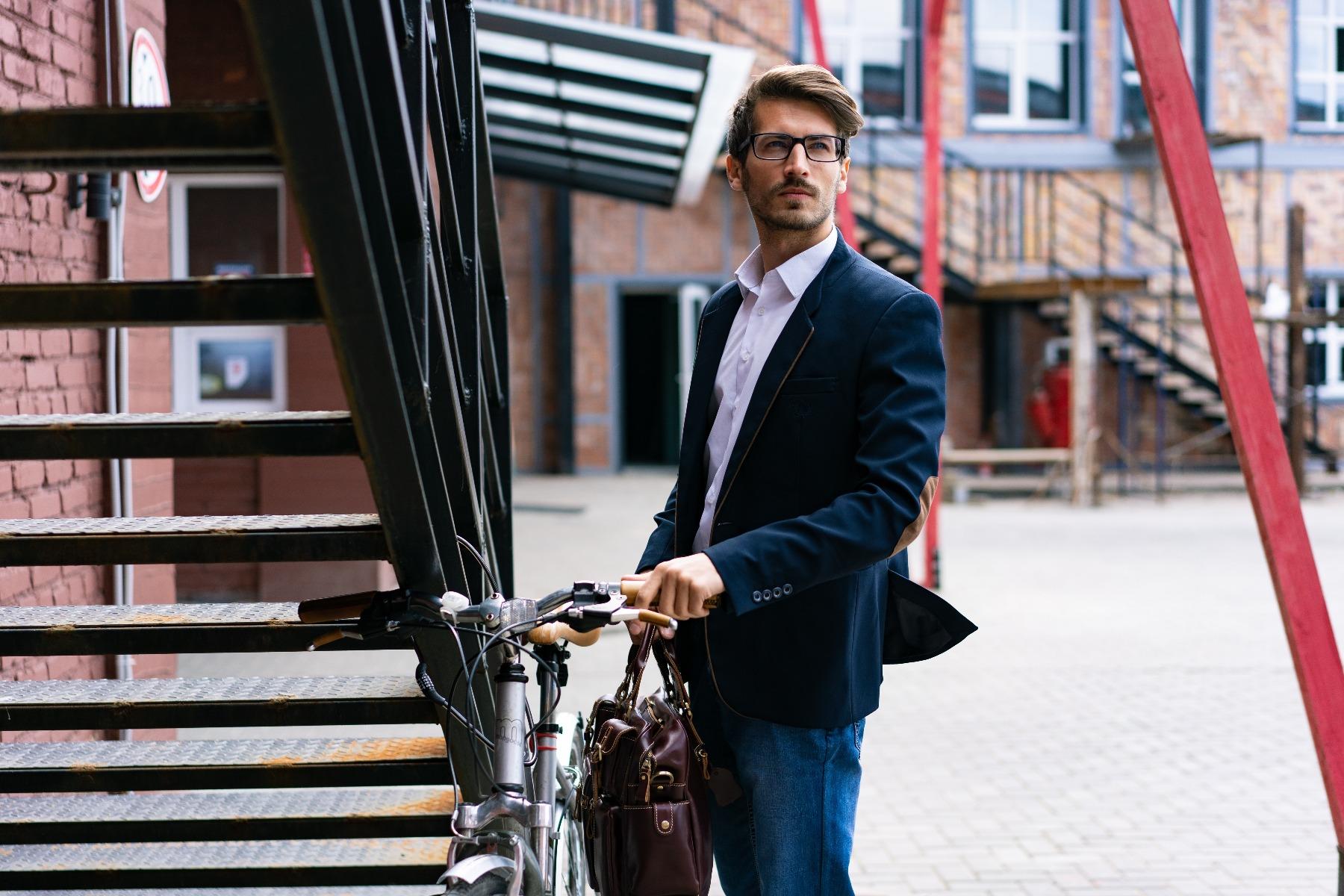 Woon-werkverkeer op de e-bike