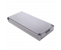 Accu Sparta E-motion C1/C2/C3 / Batavus 25.9V 10Ah fietsaccu (zilver)